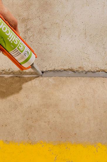 Image Result For Concrete Repair Caulk Uk
