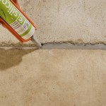 CSL316 High Performance Self-Leveling Silicone Concrete Joint Sealant