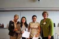 George Brown College Animation 'Student Researchers Of The Year'
